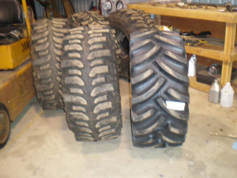 AG Tractor Tires