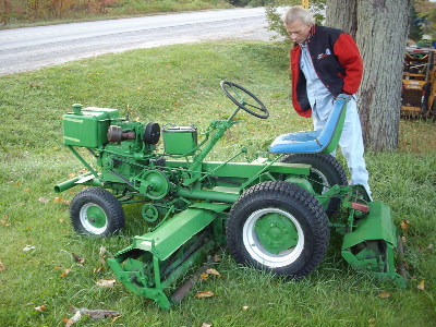 Lawn Mower Tires Used Lawn Mower