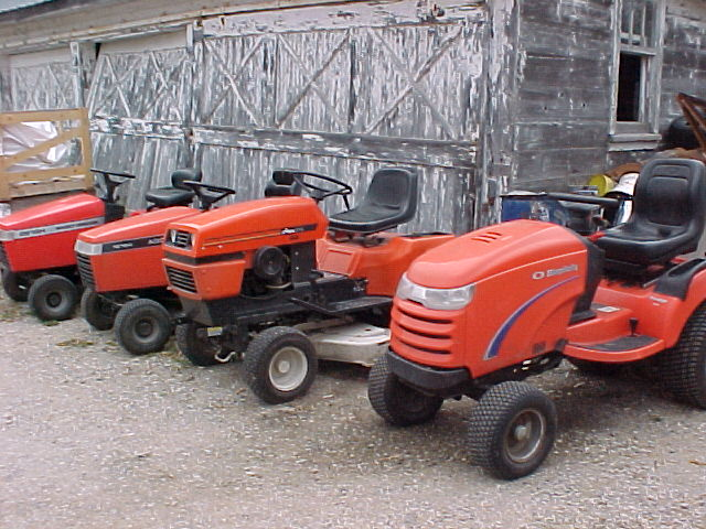Pennsylvania used lawn mower parts lawnmowers snowblowers for Garden machinery for sale